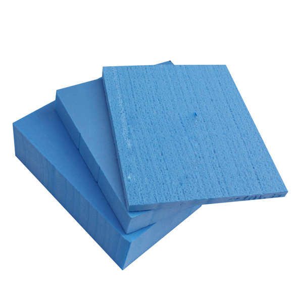 鸿运在线下载聚苯板 保温毛面板(蓝色)